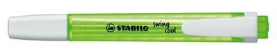 Stabilo Swing Cool Zvýrazňovač - zelený - 7