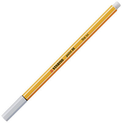 Stabilo point 88/94 - světle šedá - 0,4 mm - 7