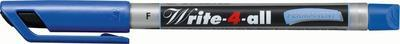 Stabilo Write-4-all, Permanent fix  0,7 mm - modrá - 7