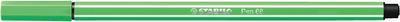 Stabilo Pen 68/16 - světlá smaragdově zelená - 7